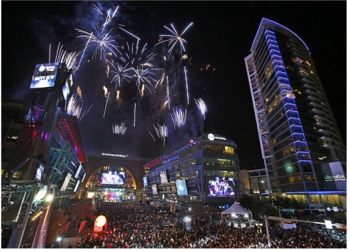 dallas new years eve