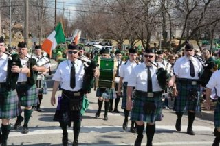 brookside st patricks day parade 2014