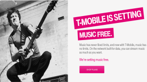 t-mobile music freedom picture
