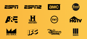 sling TV current offering