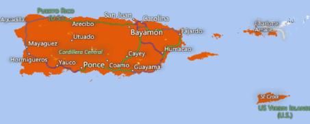 puerto rico island coverage
