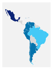 AT&T central and south america