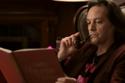 john legere smoking pipe