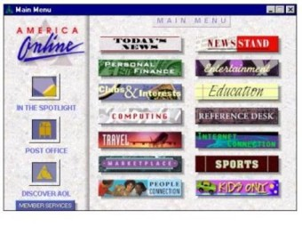 aol screen