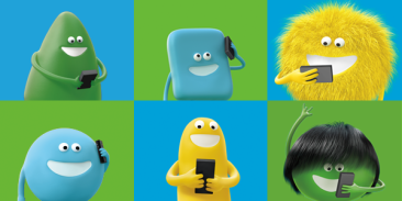 cricket wireless characters