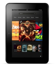 Kindle Fire HD - 7, Front