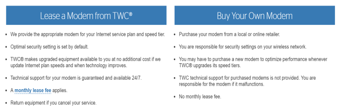 lease vs buy option from twc