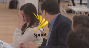sprint ad picture